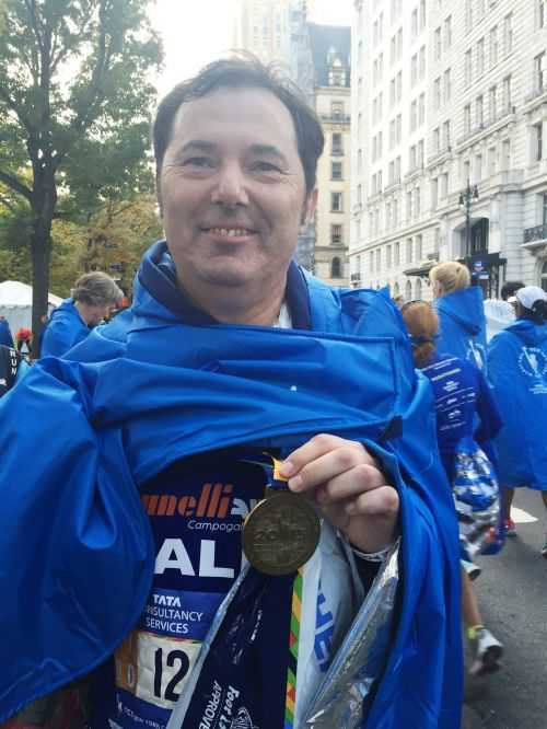 TCS NEW YORK CITY MARATHON | 42K